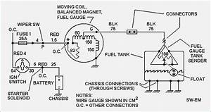 fuel gauge wiring diagram chevy moesappaloosascom With boat gas gauge wiring boat circuit diagrams