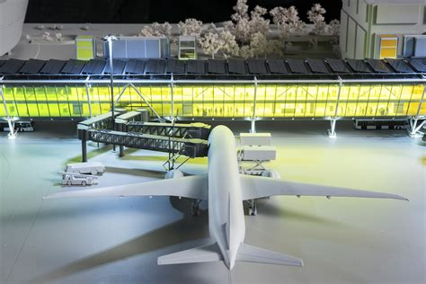 bureau change aeroport geneve ève aéroport start of construction of the east wing
