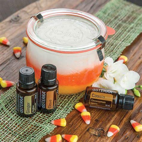 diy festive fall sugar scrub  clove oil doterra essential oils doterra essential oils