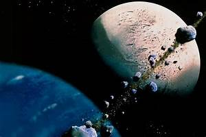 Neptune's other moons were normal until Triton crashed the ...