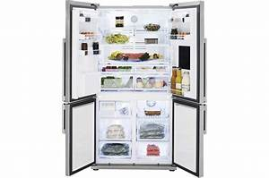 Frigo Multi Porte Pas Cher : refrigerateur americain noir pas cher 2017 avec solde frigo americain photo refrigerateur ~ Nature-et-papiers.com Idées de Décoration