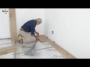 Bricolage Avec Robert : isoler un sol sous parquet flottant tuto bricolage avec ~ Nature-et-papiers.com Idées de Décoration