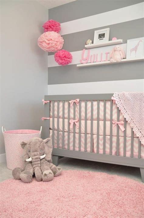 Wandfarbe Kinderzimmer Mädchen by 1001 Ideen F 252 R Babyzimmer M 228 Dchen