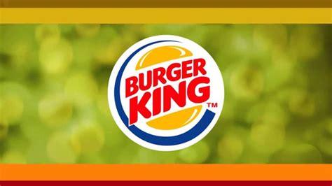 Burger King Logo Motion Graphics Design