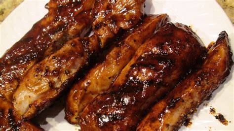 Ted Abela's Asian Countrystyle Pork Loin Ribs Tailgater