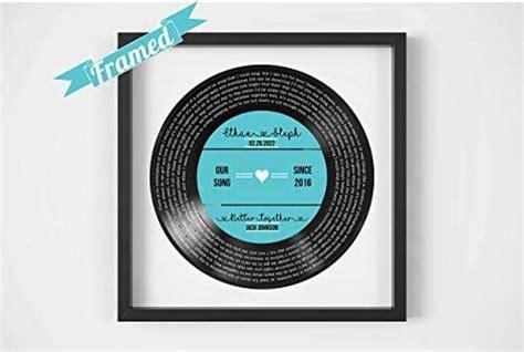 amazoncom personalized record print personalized vinyl