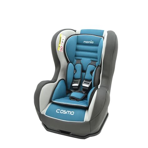 si e auto groupe 0 1 siège auto nania cosmo luxe bleu groupe 0 1 norauto fr