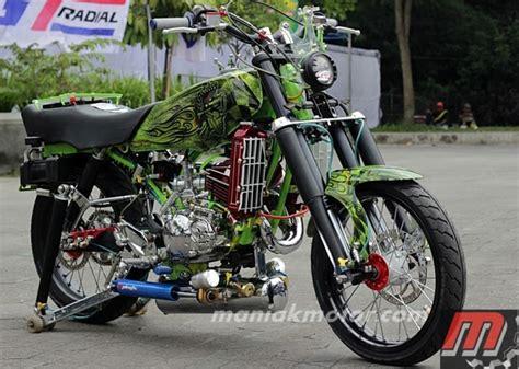 Modifikasi Rx King Lotres by Modifikasi Motor Yamaha Rx King Jogja Pakai Air
