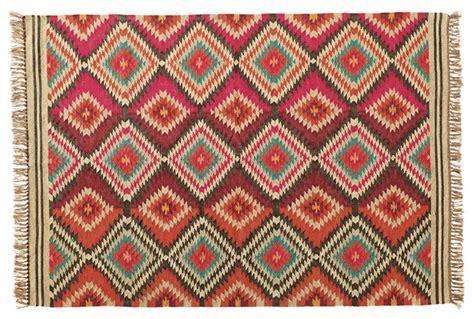 tapis tress 233 en multicolore 140 x 200 cm acapulco