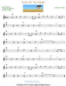 Free Printable Clarinet Sheet Music