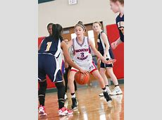 MS Girls Varsity Basketball Innovation Academy Charter
