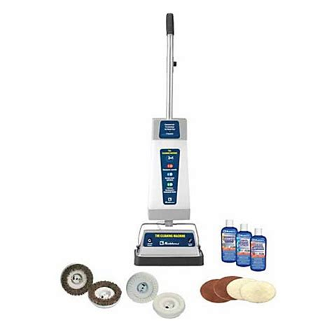 Floor Scrubber Pads Home Depot by Koblenz P2500b Upright Scrubber By Office Depot Officemax
