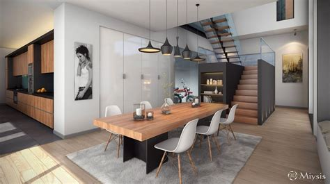 Esszimmer Design Ideen by Open Dining Room Design Interior Design Ideas