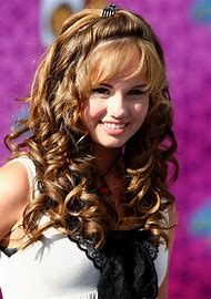 Cute Curly Hairstyles for Long Hair
