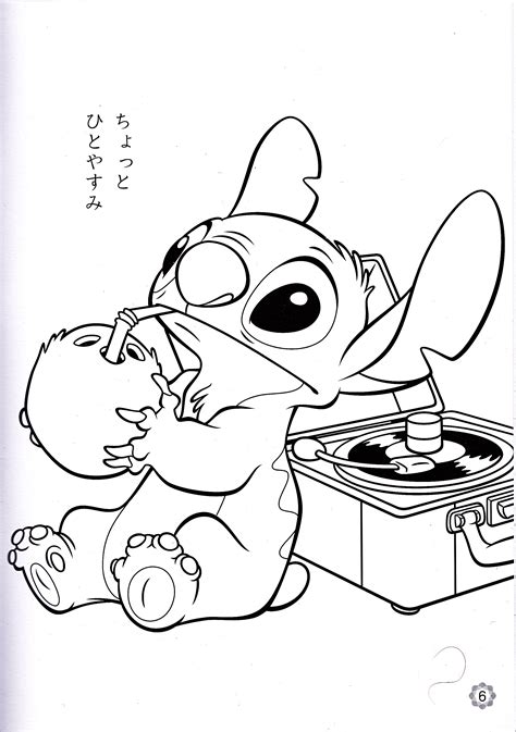 baby disney characters coloring pages getcoloringpagescom