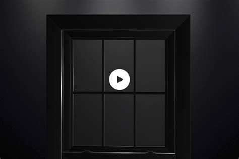 neutral introducing  black window frames pgt impact resistant hurricane windows