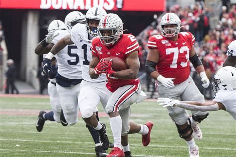 Column: Ranking Ohio State's most exciting college ...