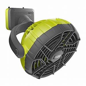 Ryobi Garage Door Opener Fan Accessory  Gdm421  Adjustable