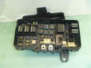 Sell Genuine Acura Oem Fuse Panel Box Tl 3 2 Electric Hood