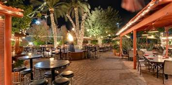 top 5 patio dining in the scottsdale area back pocket guide