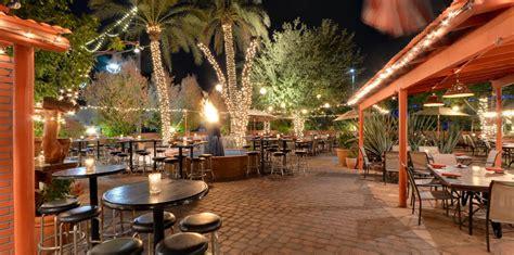 menu cuisine az top 5 patio dining in the scottsdale area town