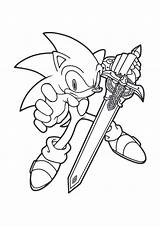 Sonic Coloring Blade Hedgehog Pages Running Library Colors Clipart Popular 56kb 851px sketch template