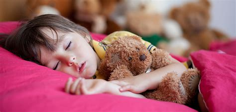 Sleeping Child by 7 Ayurvedic Bedtime Rituals To Help Your Child Sleep The