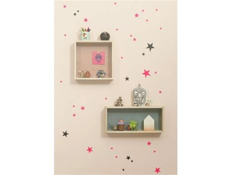 chambre fille etoile décoration chambre bebe etoile