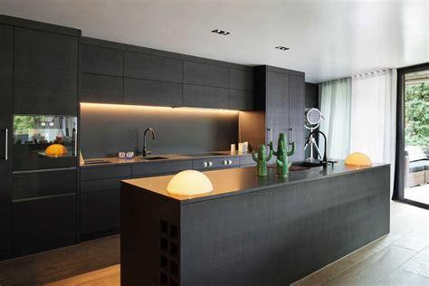 cocinas modernas  isla central cocina moderna