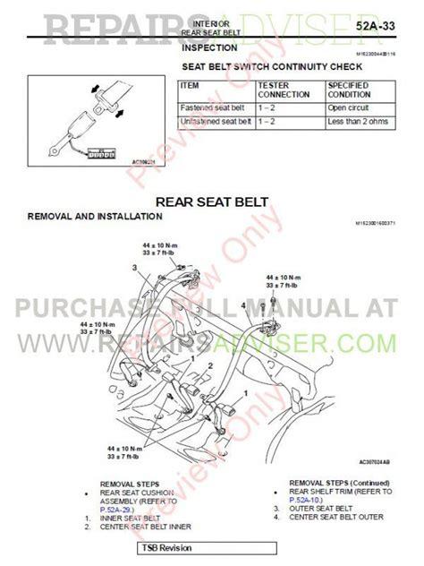 car repair manuals download 2005 mitsubishi galant free book repair manuals mitsubishi galant 2005 service manual pdf download