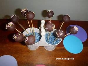Cake Pop Maschine : cake pops ohne maschine ~ Watch28wear.com Haus und Dekorationen