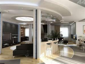 Decoration Interieur Moderne : id es d coration ext rieur et int rieur ~ Teatrodelosmanantiales.com Idées de Décoration