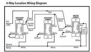 How To Wire Aspire 4 Way Switch It Is A Master Dimmer And Instruction Call For A Remote Units