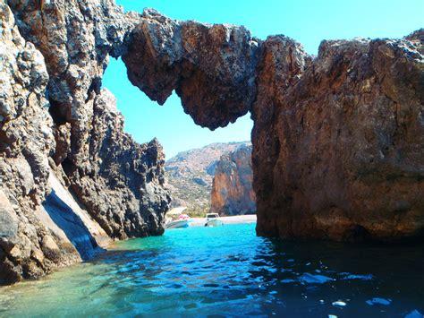 crete hiking walking options walks zorbas island accommodation