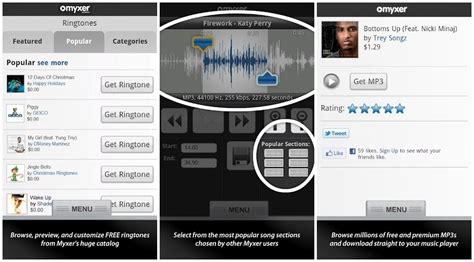 free ringtone downloads for android myxer free ringtones app for android apk
