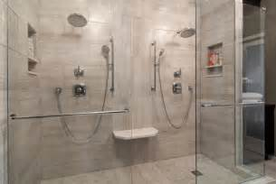 is the shower floor tile the same as the wall tile