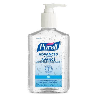 Purell 70% Alcohol Advanced Moisturizing Gel Hand