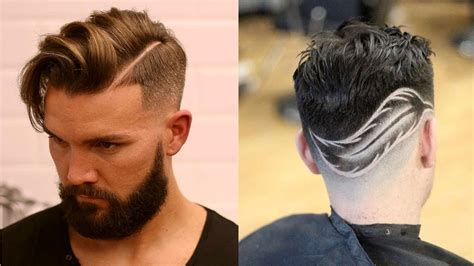 New Cool Hairstyles For Men 2018