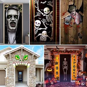 12, Spooky, And, Scary, Halloween, Door, Decorations, On, Amazon
