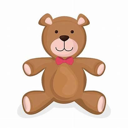 Stuffed Clipart Animals Toy Bear Teddy Peluche
