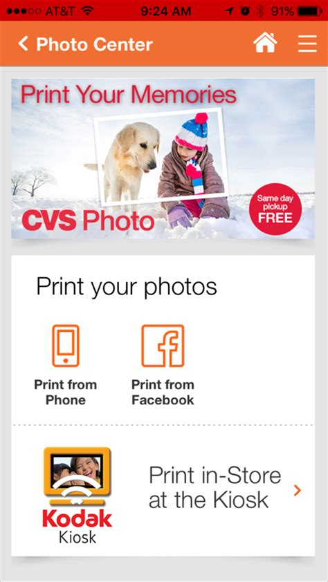 cvs print photos from phone how to print photos from your phone or in just a