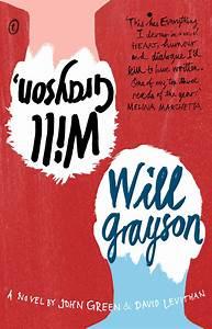 Will Grayson, Will Grayson, by John Green & David Levithan ...