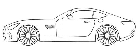 Ausmalbilder autos mercedes amg 14 modern home revolution. Mercedes-AMG GT Coloring Page | Coloringpagez.com in 2020 | Cars coloring pages, Cool cars ...