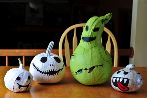 11 diy nightmare before christmas halloween party ideas