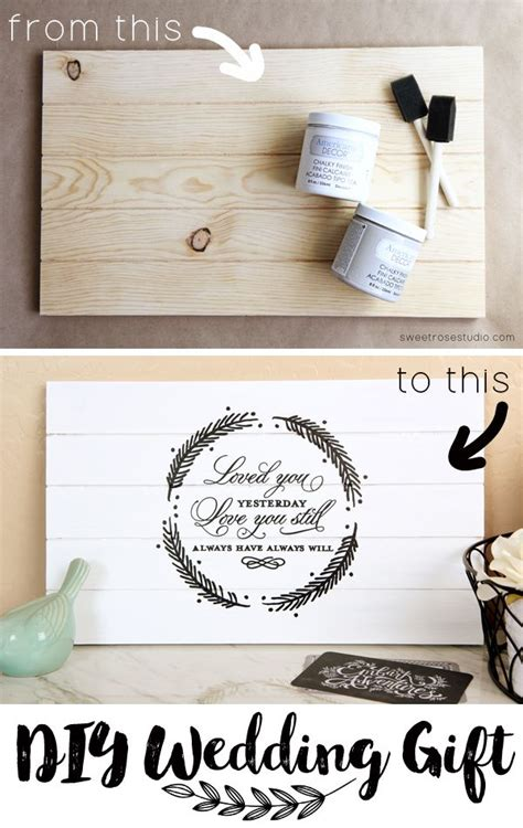 unique diy wedding gift ideas best 25 diy wedding gifts ideas on pinterest diy