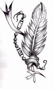 Feather by kryss.deviantart.com on @DeviantArt | Desenhos ...
