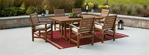 Outdoor patio dining furniture polywoodar covers sets for Patio furniture covers near me