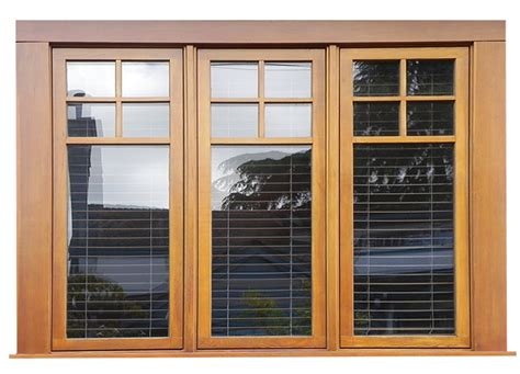 Wood Windows ? Nix Door and Hardware