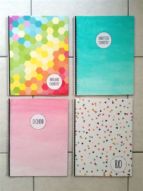 diy notebooks diy school supplies diy   school