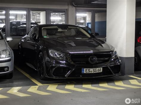 mercedes benz mansory   amg coupe  march